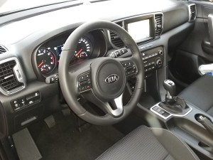 Kia Sportage QL 1,6 GDi 4x2 EXCLUSIVE