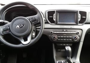 Kia Sportage QL 1,7 CRDi 4×2 Exclusive