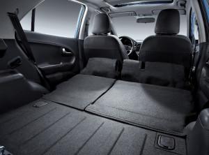 Kia Picanto - malý vůz s prostoným interierem pro posádku i přepravu