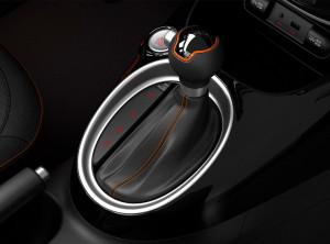 Kia Soul - 7stupňová dvojspojková automatická převodovka - ladné řazení