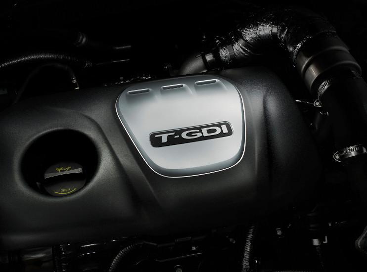 Kia Sportage - 1,6 Turbo GDi ohromující temperament zážehového motoru