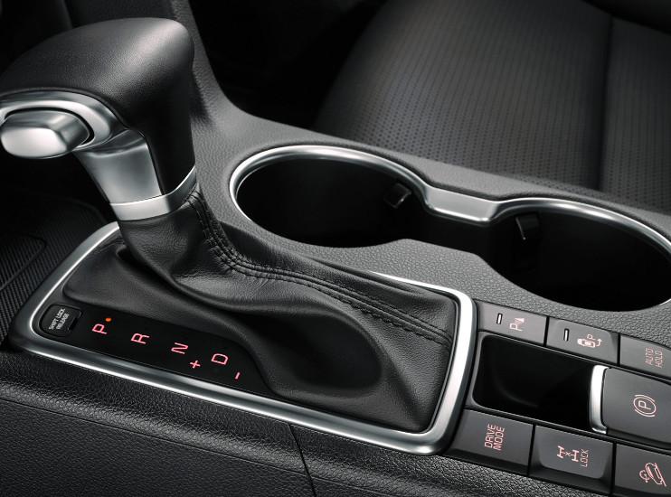 Kia Sportage - 7DCT - dvojspojková automatická převodovka