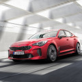 Kia Stringer - grand tourismo