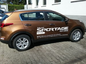 Kia Sportage QL 1,7CRDi 4x2 ve výbavě Exclusive s paketem Winter