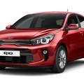 nová generace Kia Rio