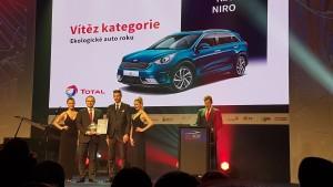 Prodej vozů Kia praha Západ - hybridní crossover kia Niro