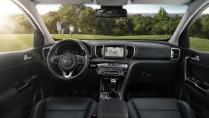 SUV Kia Sportage QL