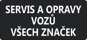 servis a opravy vozů všechn značek - Praha-Západ