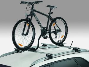 střešní nosič na kola