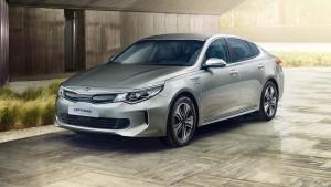 Kia Optima PHEV - hybridní vůz - prodej a servis vozů Kia Praha