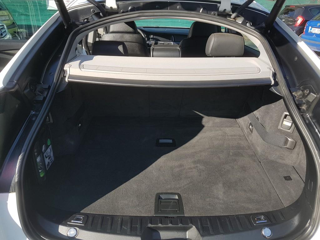BMW GT 535d xDrive – velký nakládací prostor