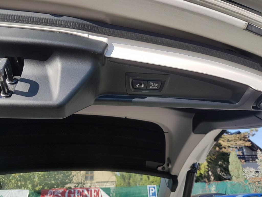 BMW GT 535d xDrive – elektricky ovládané dveře zavazadlového prostoru
