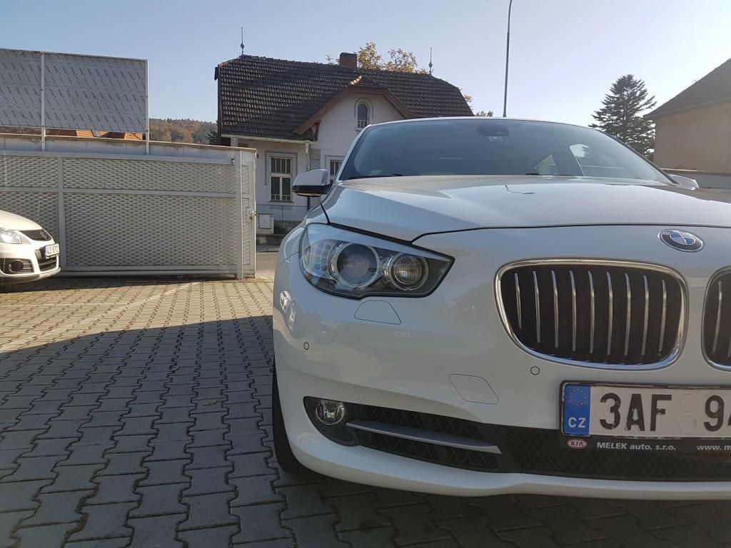BMW GT 535d xDrive – Bi-Xenonové světlomety