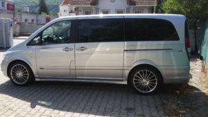 Mercedes-Benz Viano 3,0 Edition125