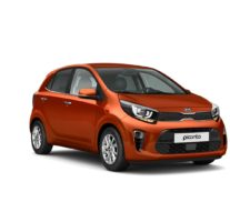 Kia Picanto JA – Pop Orange