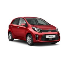 Kia Picanto JA – Shiny Red