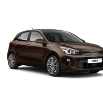Kia Rio YB – Deep Sienna Brown