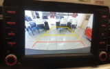 Kia Stonic 1,4 CVVT Exclusive ADAS NAVI CONV – zadní parkovací kamera