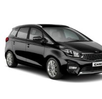 Kia Carens RP Cherry Black