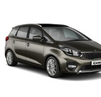 Kia Carens RP Galaxy Brown
