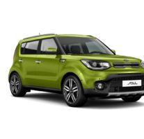 Kia Soul – Acid Green