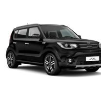 Kia Soul – Cherry Black