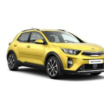 Kia Stonic SE Žlutá Most Yellow