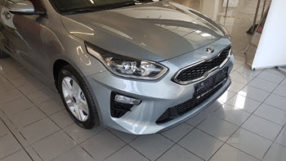 Kia ceed CD SW 1,4 T-GDi Exclusive NAVI WINT (view)