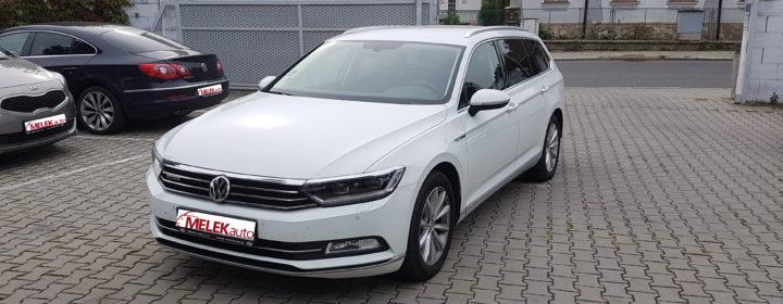 VW Passat Variant 2,0 TDI 140kW 4×4 7DSG Highline – umíme