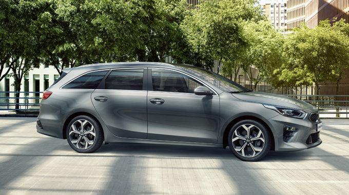Nový design, uchvacující styl nového exteriéru vozu Kia Ceed a dynamičnost v každém prvku.