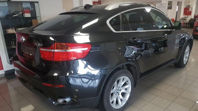 BMW X6 4,0d xDrive