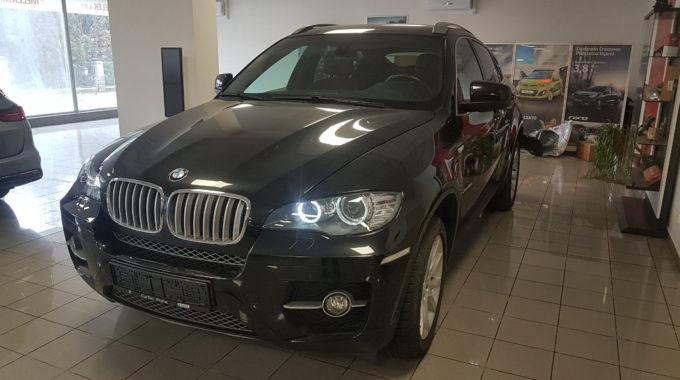 BMW X6 4,0d xDrive2