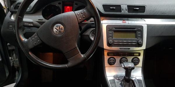 Volkswagen Passat 2,0 TDI DSG (125kW) 6DSG převodovka