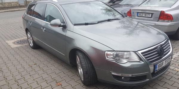 Volkswagen Passat 2,0 TDI DSG (125kW) – BiXenon světlomety