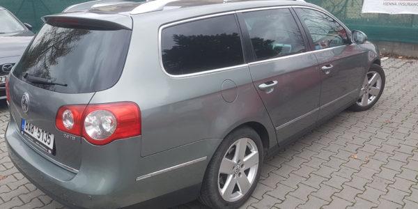 Volkswagen Passat 2,0 TDI DSG (125kW)2